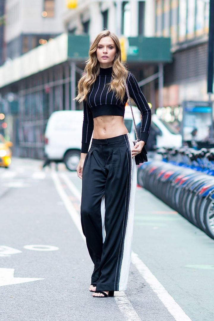 Victoria S Secret Fashion Show Ings Street Style See The