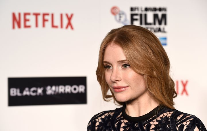 """Bryce Dallas Howard, who stars in the season opener for the """"Black Mirror"""" Netflix series."""