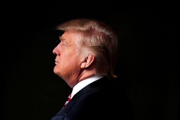 Republican presidential nominee Donald