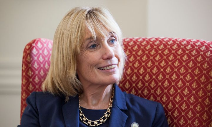 Gov. Maggie Hassan won a hard-fought, widely watched race.