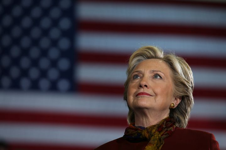 Hillary Clinton promised to fight for those with a mental healthcondition.