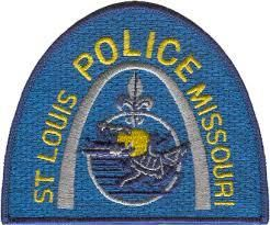 St. Louis Police Department Patch