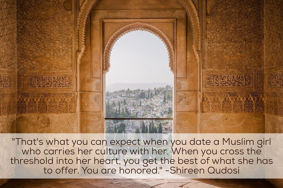 What to expect when dating a muslim woman