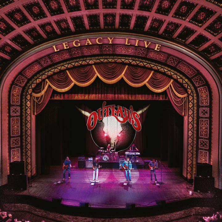 The Outlaws / <em>Legacy Live</em>