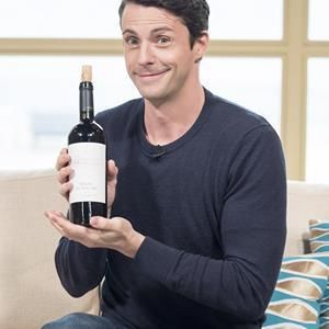 Downton Abbey star and The Wine Show host Matthew Goode
