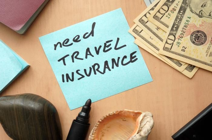 <p> <strong>Buy travel insurance</strong> </p>