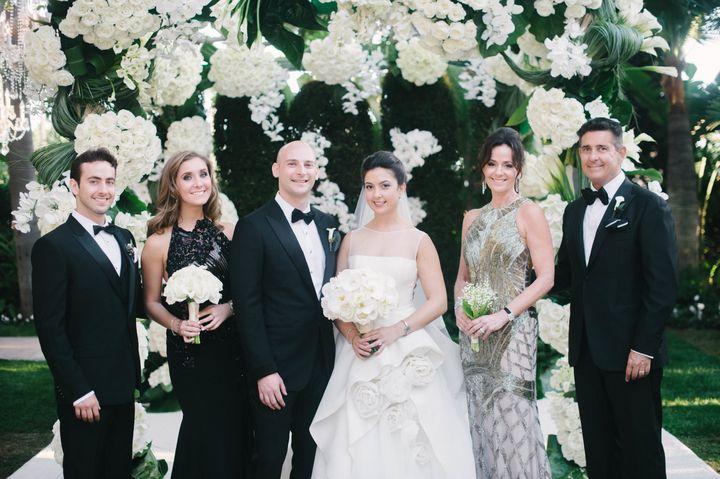 Lin Manuel Miranda Wedding.Vanessa Nadal Lin Manuel Miranda Wedding Lets All Take A Minute To