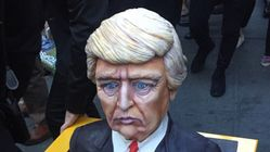 Sad Trump Cake Inspires The Best Memes Of The
