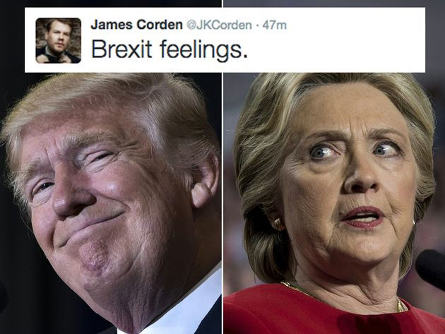 Celebrities Are Freaking Out As Election Results Roll