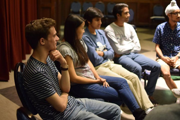 My discussion group from the TableTalk Event: Your Election 2016 penn.tabletalk.co