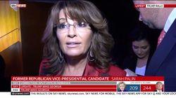 Sarah Palin Celebrates US And UK 'Hooking Up, Going Rogue And Taking Back