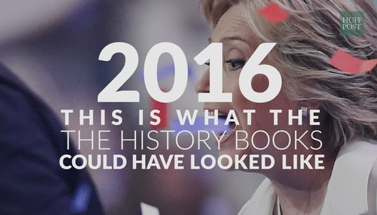 This Is What The History Books Would Look Like If Hillary Clinton