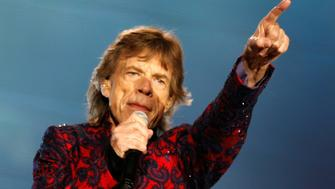 """Mick Jagger of The Rolling Stones sings during their """"Latin America Ole Tour"""" at the Foro Sol in Mexico City, Mexico March 14, 2016. REUTERS/Henry Romero/File photo"""