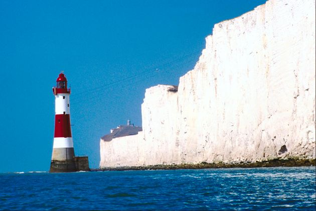 England's Iconic White Cliffs Are At Risk Of Disappearing, Scientists