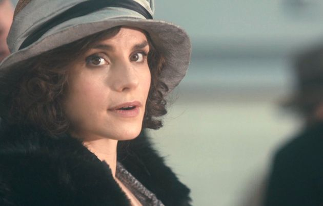 Charlotte Riley has become a familiar TV face in 'Peaky Blinders', and she'll also appear in this week's...
