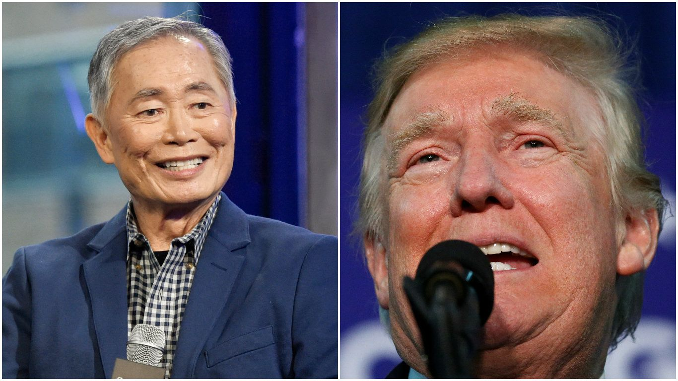 George Takei's Response To Donald Trump Winning Is A Lesson In