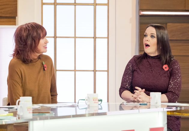 Janet and Lisa Riley didn't see eye-to-eye over Prince Harry's