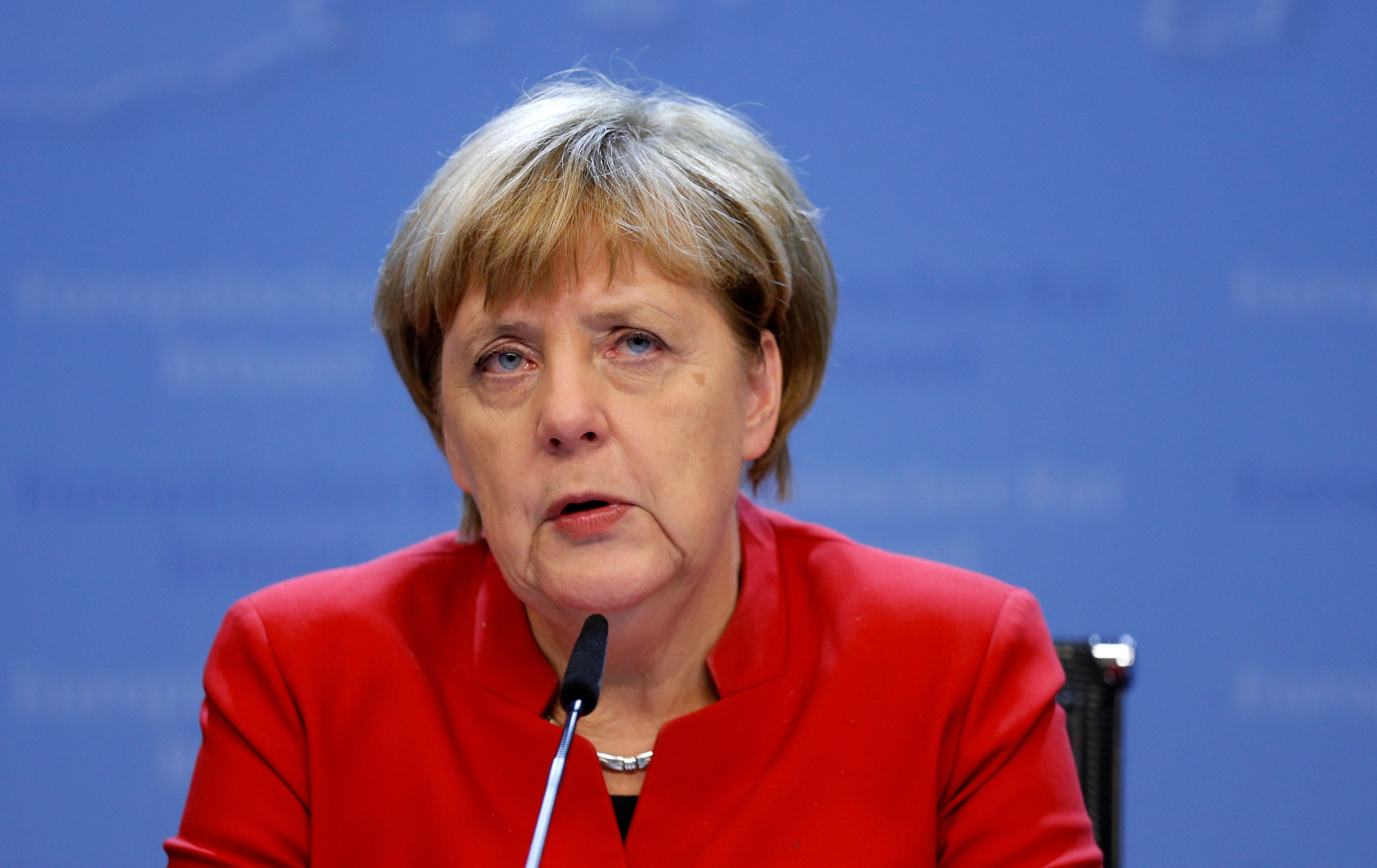 Angela Merkel Gives Trump The Biggest Not-So-Subtle Warning After His