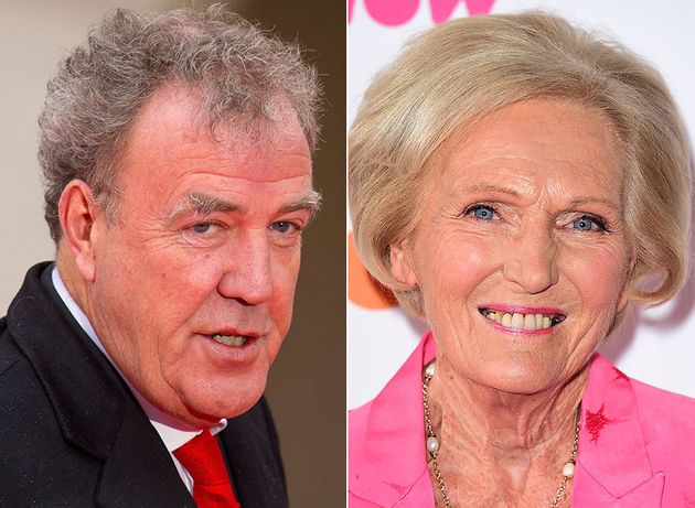 The BBC should never have let 'Bake Off' go, according to Jeremy
