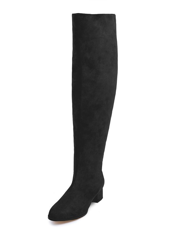 Over-The-Knee Boots That\'ll Actually Fit Women With Big Calves ...