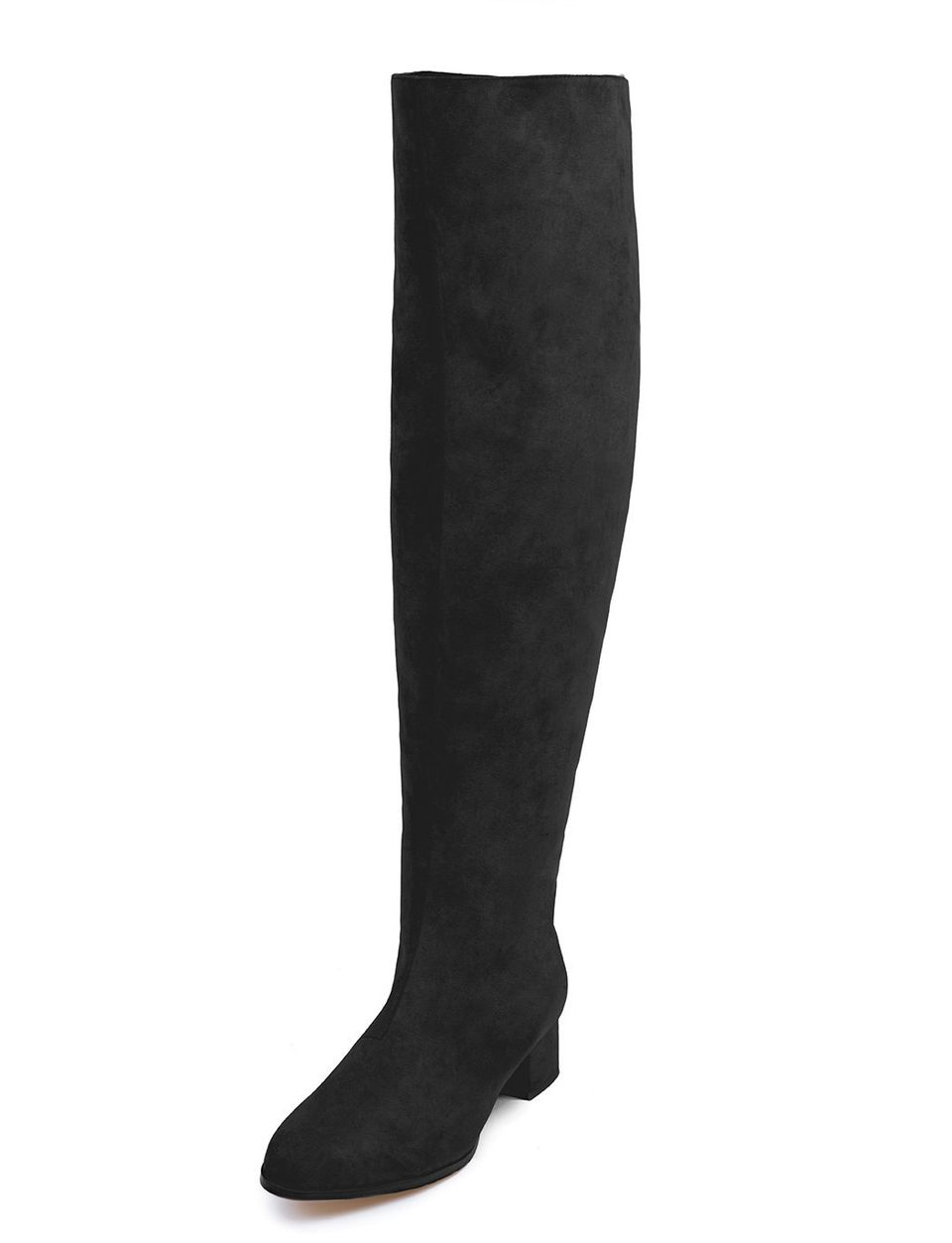 5cf65bd2d6a Over-The-Knee Boots That'll Actually Fit Women With Big Calves ...