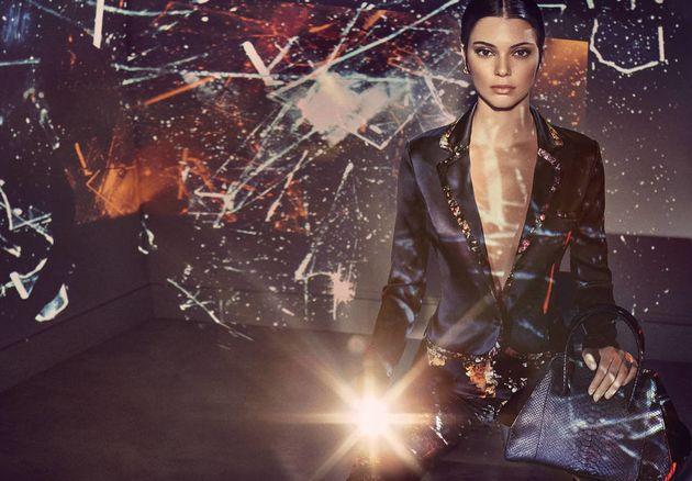 Kendall Jenner Is On Fire In New La Perla Lingerie