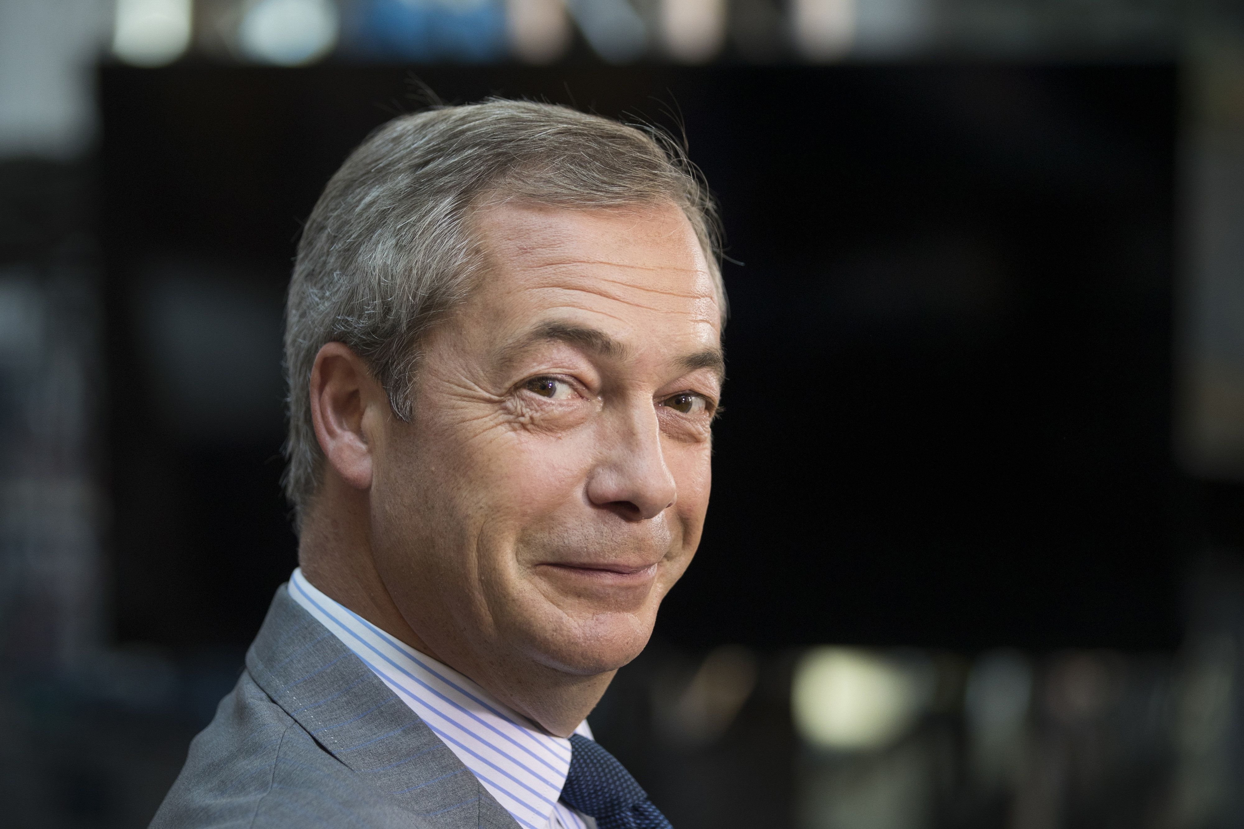 Nigel Farage Issues Sinister 'Shock' Warning To Brits After Donald Trump