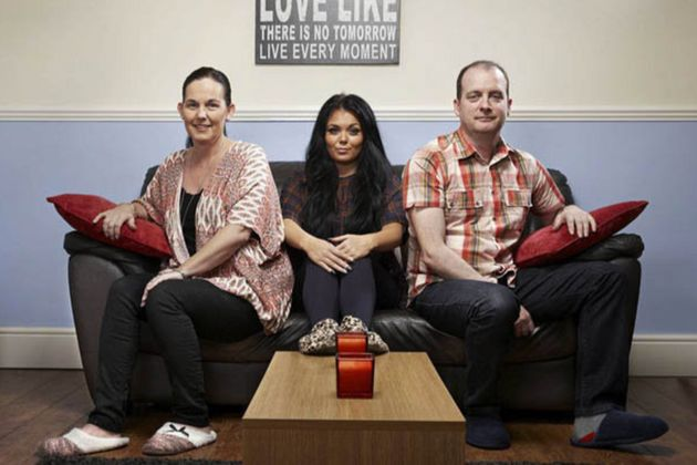 Scarlett and her family are 'Gogglebox'