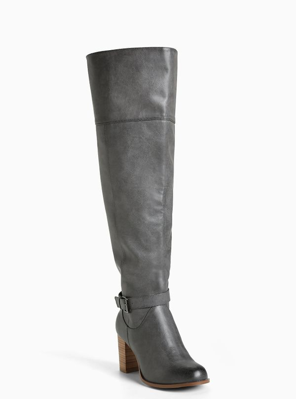 Over-The-Knee Boots That'll Actually Fit Women With Big Calves ...