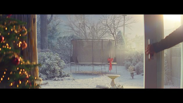 Buster The Boxer Revealed As Star Of John Lewis Christmas Advert 2016