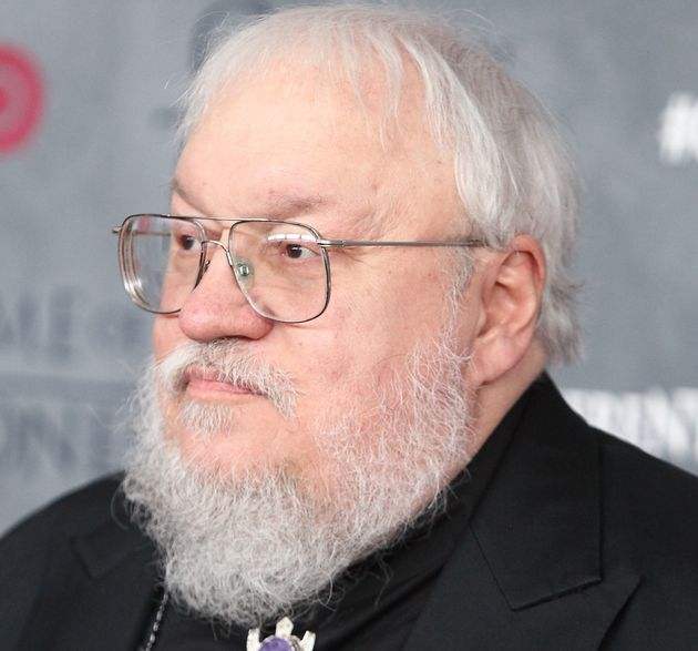 George R.R. Martin on Trump's election: 'Winter is coming