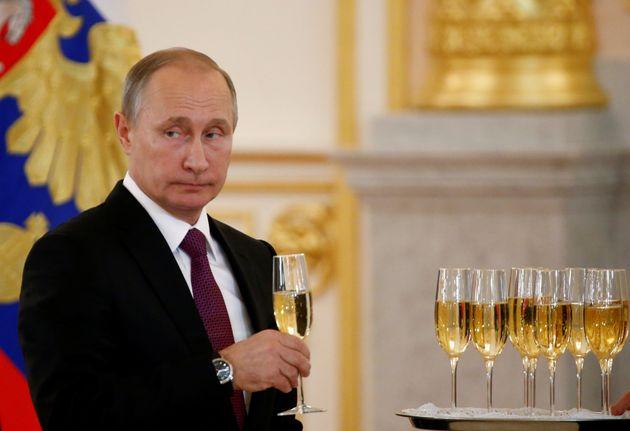 Russian President Vladimir Putin Congratulates Donald Trump On Election
