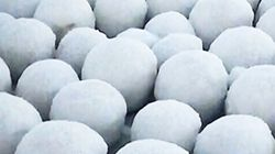 Thousands Of Snowballs Appear On A Siberian