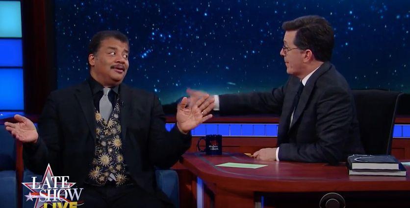 Astrophysicist Neil deGrasse Tyson Has A Mission: Let's Make America Smart