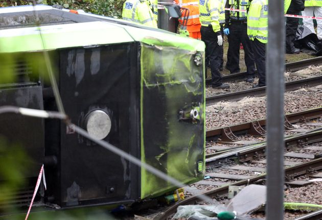 The crash is being investigated by the BTP and Rail Accident Investigation