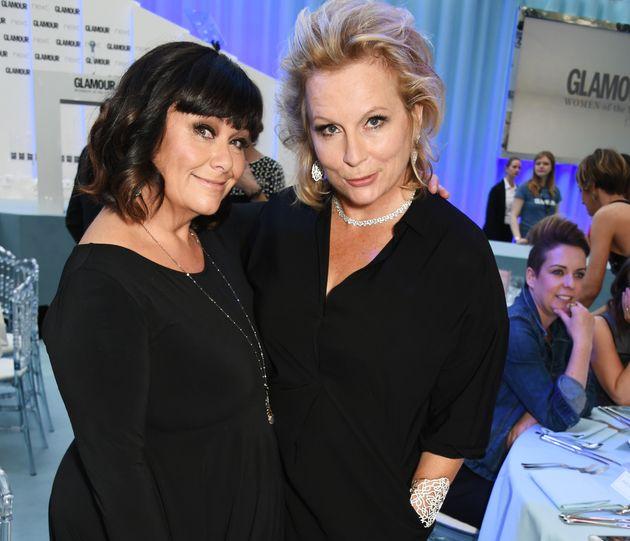 Dawn and Jennifer