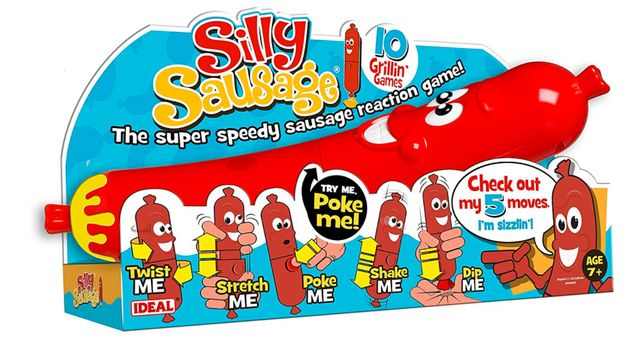 'Silly Sausage' Kids' Game On DreamToys Christmas List Dubbed 'Hilariously Inappropriate' By