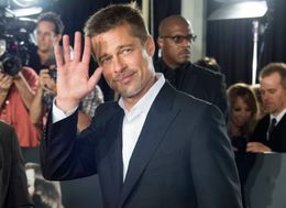 Brad Pitt Breaks Silence In First Public Appearance Since Divorce From Angelina Jolie