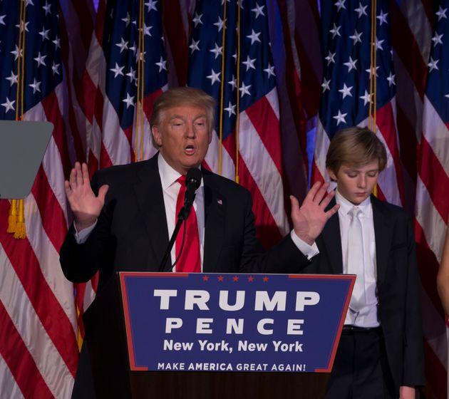 「トランプ新大統領はメイ首相にセクハラしないように」英国独立党のファラージ党首が言いたい放題