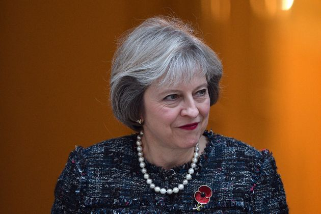 Donald Trump Calls Theresa May - After Speaking To 9 Other World