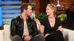 Jennifer Lawrence And Chris Pratt Reveal Their Favourite Body Parts On
