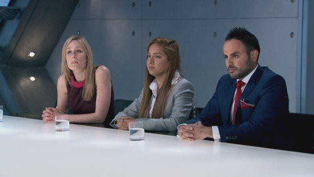Losing Project Manager Trishna brought Rebecca and Sofiane back into the boardroom with