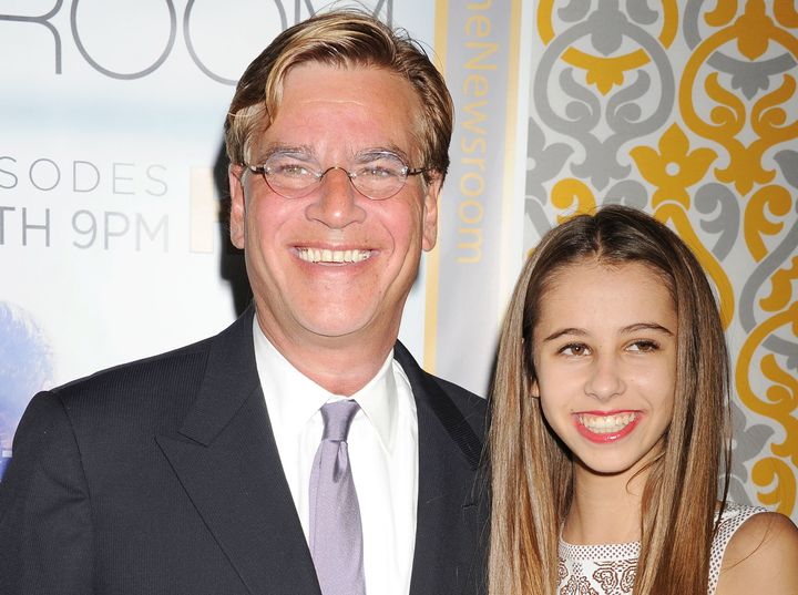 Aaron Sorkin Writes Emotional Letter To Daughter After Trump's Win
