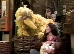 Remember When 'Sesame Street' Normalized Breastfeeding?