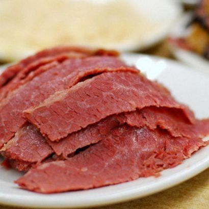"""Seriously. They do deliver this.<br><br><strong>Get <a href=""""https://katzsdelicatessen.goldbely.com/380_13-corned-beef-sliced"""