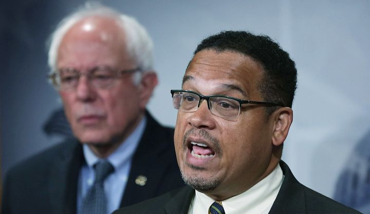 Rep. Keith Ellison has been floated as a possible DNC chair by Sen. Bernie Sanders.