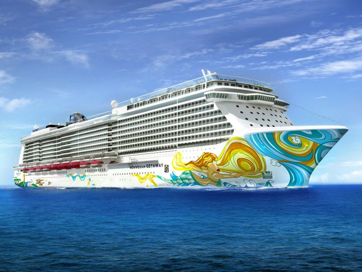 The Best Cruise Lines In The World HuffPost - Coolest cruise ships