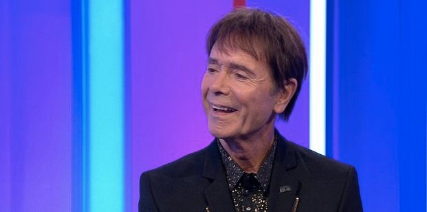 'The One Show' Host Alex Jones Admits Cliff Richard Sofa Appearance Is 'A Little