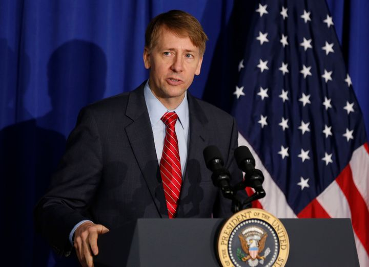 Republican efforts to defang the Consumer Financial Protection Bureau and weaken the power of Richard Cordray, the agency&rsq