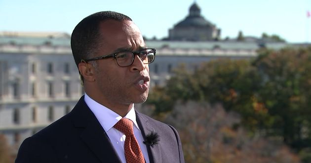 Capehart gave the powerful interview on Channel 4 News last